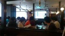 昨年の様子です。現タキプロ名古屋メンバーのちおりんもこの時は受験生でした。