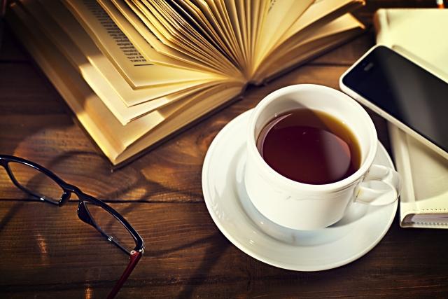 コーヒー&テキスト